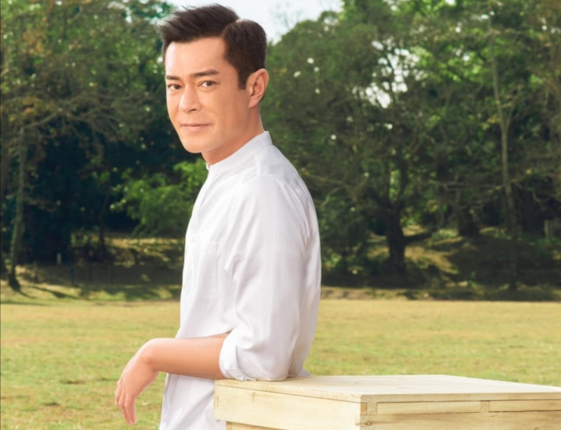 Hong Kong celebrity Louis Koo has agreed to convert the school building he sponsored in Guizhou province, China into a senior citizens activity centre. — Picture from Facebook/Louis Koo