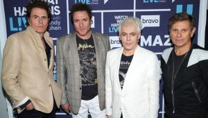Duran Duran Reveal They Blew Off A Michael Jackson Collaboration