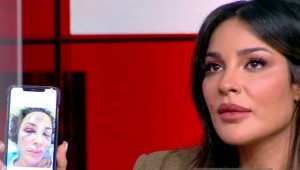 Nadine Njeim Shares Footage of Her Completely Destroyed Home on Beirut Blast Anniversary