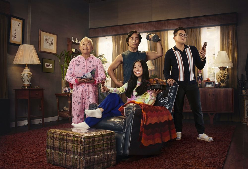 'Awkwafina Is Nora From Queens' is a family sitcom about a young woman who lives at home in Queens with her dad and grandmother. — Picture courtesy of Comedy Central