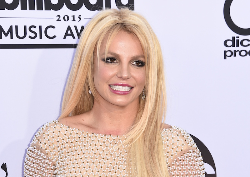 Jamie Spears, the father of Britney Spears, has petitioned a Los Angeles court to end the pop singer's 13-year conservatorship. — AFP pic