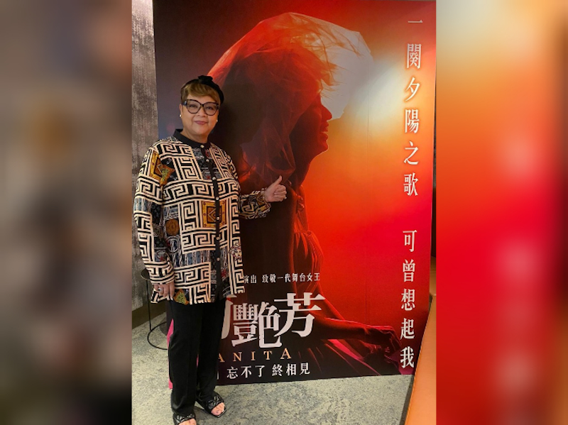 Hong Kong celebrity Maria Cordero says she is contemplating surrendering her Portuguese citizenship following an announcement by fellow artistes Nicholas Tse who is giving up his Canadian citizenship. — Picture from Facebook/ 肥媽 Maria cordero