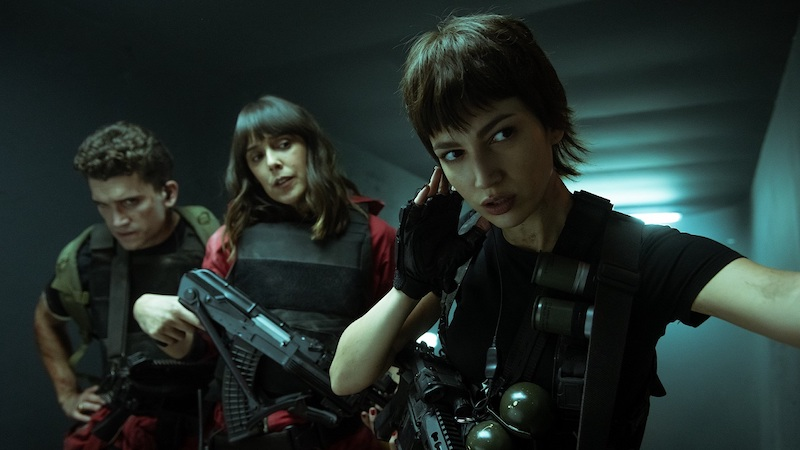 Initially a flop in Spain, the crime series found global success after it was picked up by Netflix. — Picture courtesy of Netflix