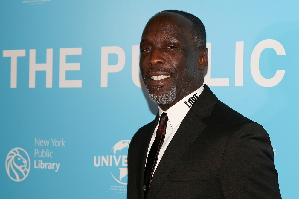 Michael K. Williams was remembered by his colleagues as an actor with a special talent for humanising the characters he portrayed. — Reuters pic