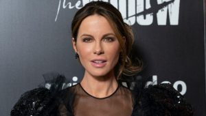 Kate Beckinsale Claims to Have a Very High IQ