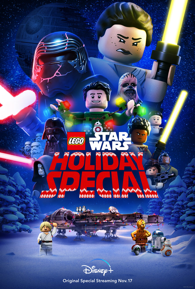 The Lego Star Wars Holiday Special 2020 فيلم مترجم