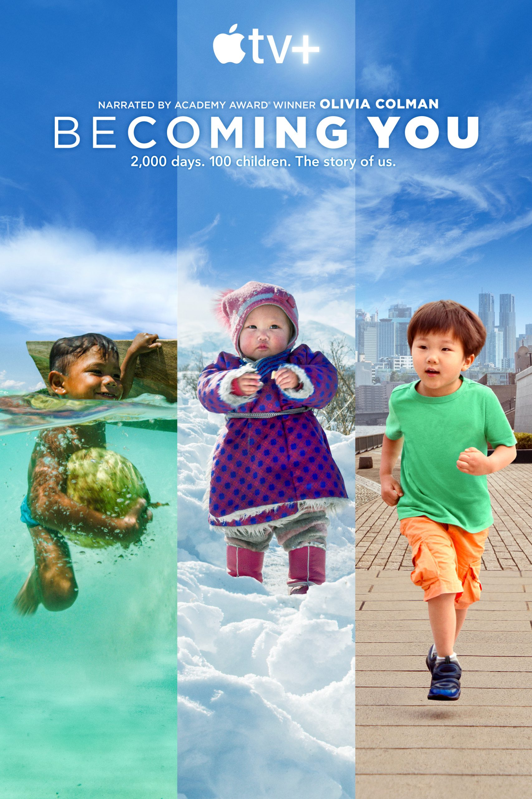 Becoming You S01 Ep 6 وثائقى