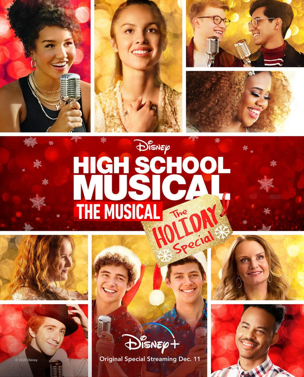 High School Musical: The Musical: The Holiday Special 2020 فيلم مترجم