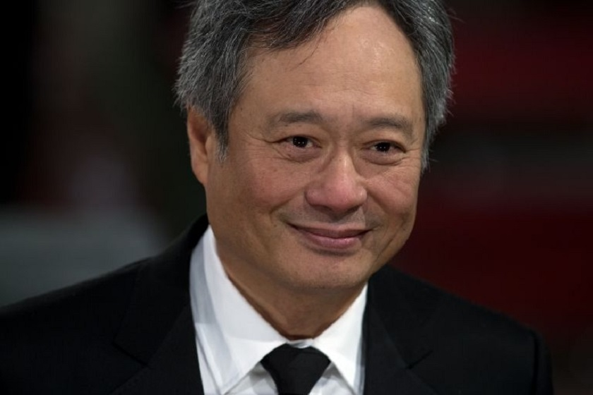 Ang Lee said it was a 'tremendous honour to receive the Bafta Academy Fellowship' . — AFP pic