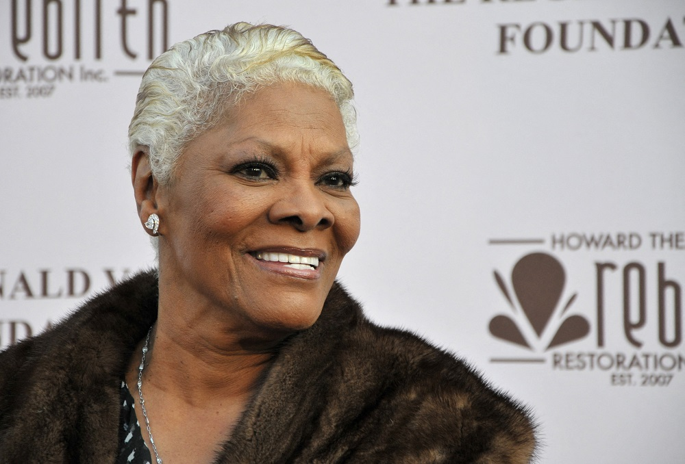 US singer Dionne Warwick is now using her voice as the 'Queen of Twitter'. ― AFP pic via ETX Studio