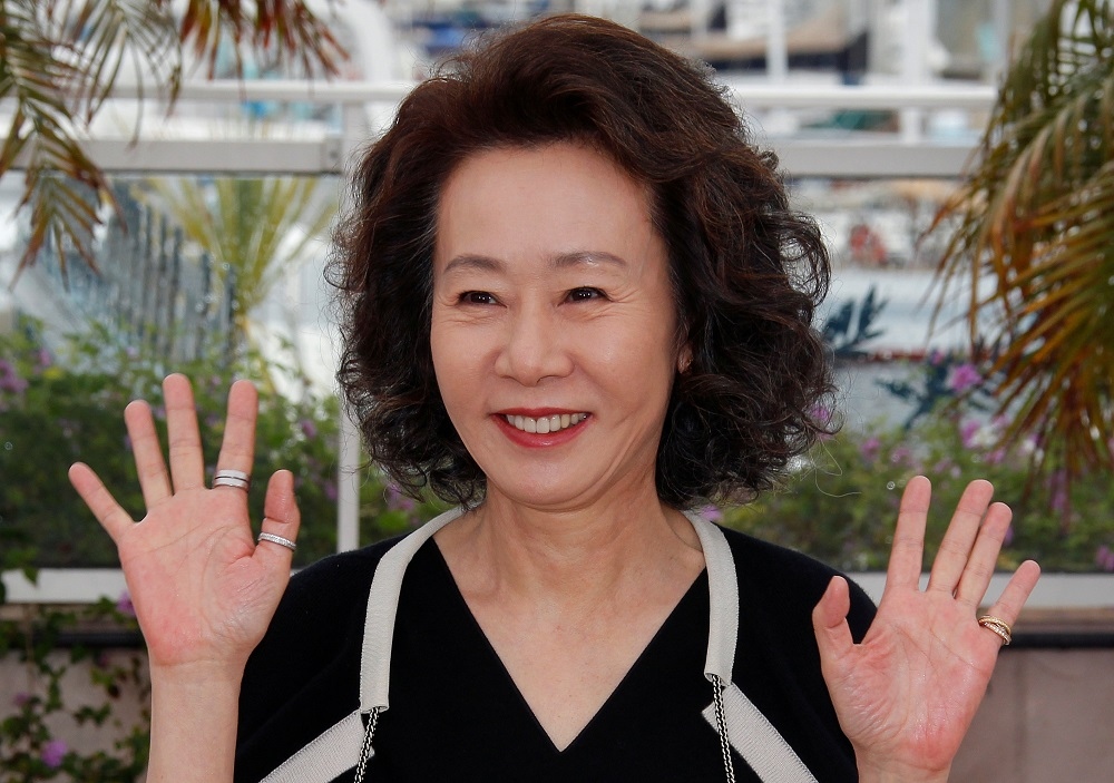 The 73-year old screen veteran took the role of grandmother Soon-ja in Minari, directed by Korean American director Lee Isaac Chung. — Reuters pic