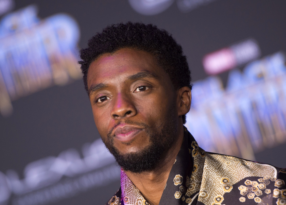 Chadwick Boseman, who died of cancer last year at age 43, picked up another award for his final role as an ambitious 1930s trumpet player in Ma Rainey's Black Bottom. Today's SAG win positioned him as front-runner for his first Oscar at the Academy Awards on April 25. — AFP pic