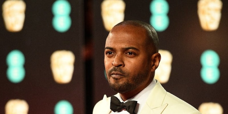 British actor Noel Clarke poses upon arrival at the BAFTA British Academy Film Awards at the Royal Albert Hall in London. — ETX Studio pic