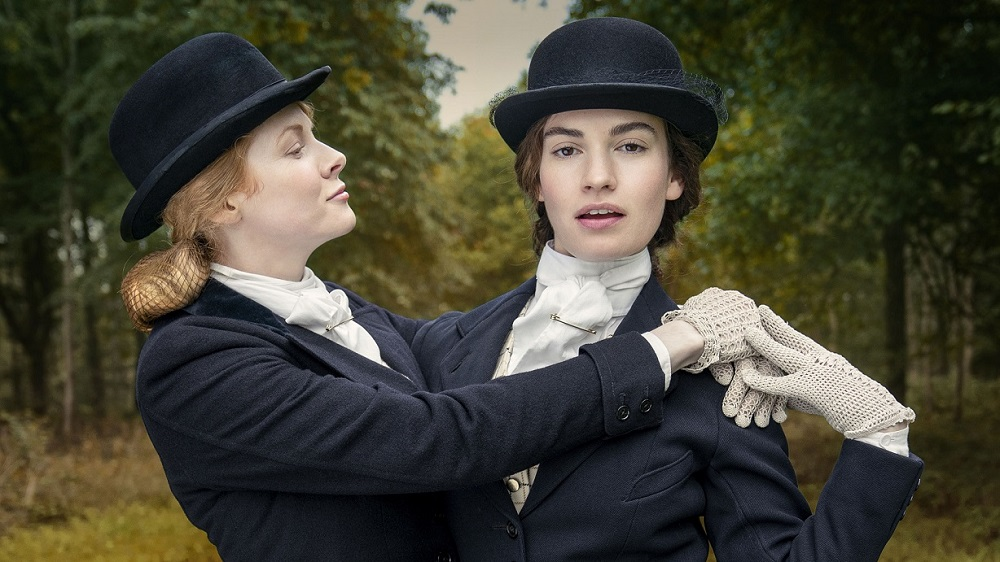 The series is an adaptation of the celebrated 1945 Nancy Mitford novel of the same name. ― Picture courtesy of BBC First
