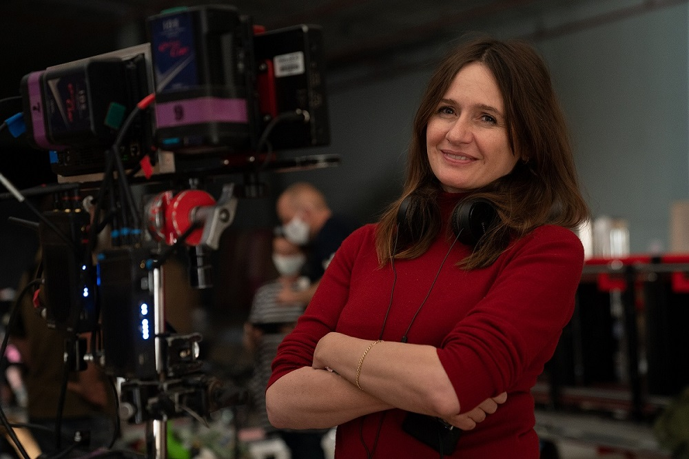 'The Pursuit of Love' is adapted and directed by Emily Mortimer, who also has a small role in the series. ― Picture courtesy of BBC First