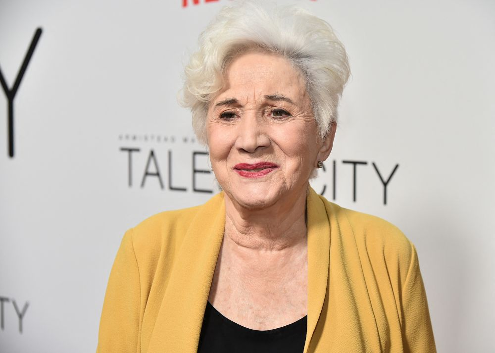 In this file photo taken on June3, 2019, Actress Olympia Dukakis attends 'Tales Of The City' New York Premiere at The Metrograph in New York City. — Reuters pic