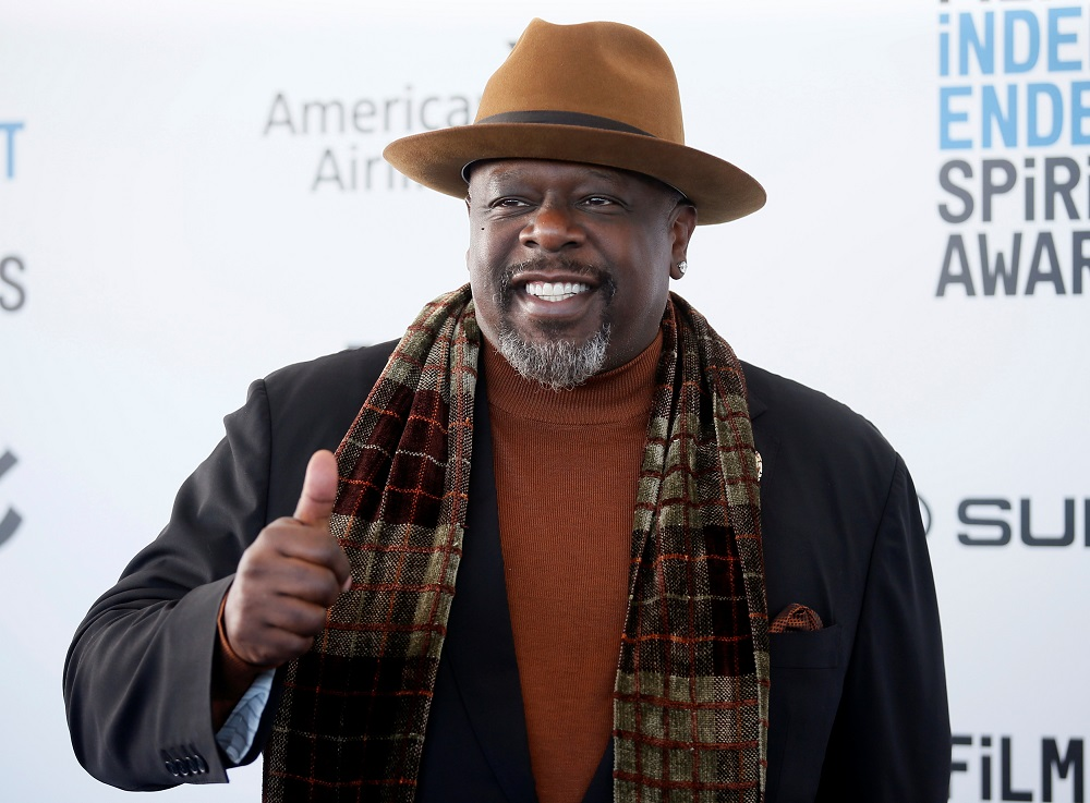 CBS announced that Cedric the Entertainer will host this year's live telecast of the Emmy Awards. ― Reuters file pic